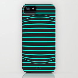 Optical 0.1 iPhone Case