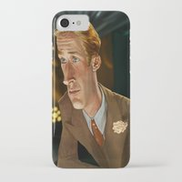 ryan gosling iPhone & iPod Cases featuring Ryan Gosling by Khasis Lieb