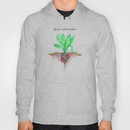 Food is our Roots Hoody