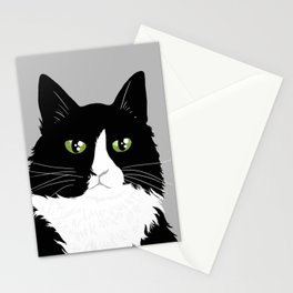 Henri the Existential Cat Stationery Cards