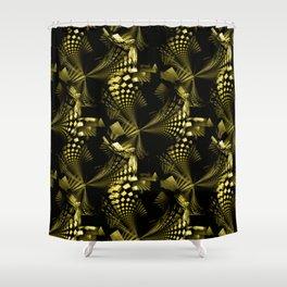 DA FS Cubes AFW2V S6 Shower Curtain