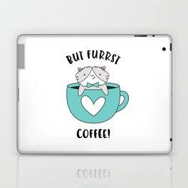 But Furrst Coffee Laptop & iPad Skin
