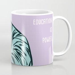 Education is power Coffee Mug