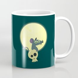 Moon Rat Coffee Mug