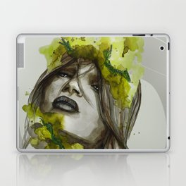 Eva by carographic, Carolyn Mielke Laptop & iPad Skin