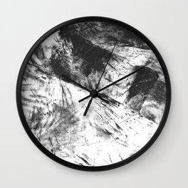 Landscrape Wall Clock