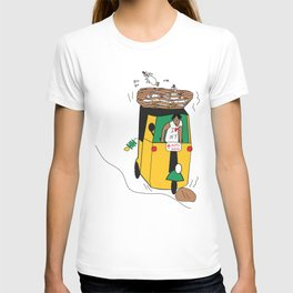 SOLD! Auto India T-shirt