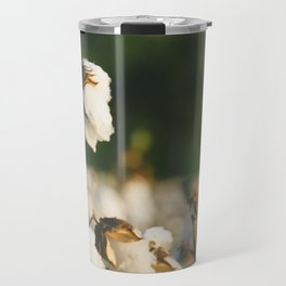 Cotton Field 10 Travel Mug