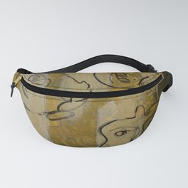 dystopia Fanny Pack