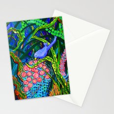 Bluebirds of Happiness Stationery Cards