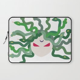 The Gorgon - Medusa Minimalist Laptop Sleeve