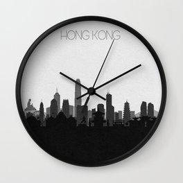 City Skylines: Hong Kong Wall Clock