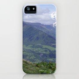 Tough of nature iPhone Case