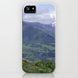 Tough of nature iPhone Case