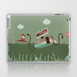 Loch NES V.2 Laptop & iPad Skin