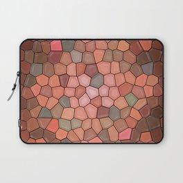 Terracotta Mosaic Laptop Sleeve
