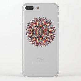fyrsn Clear iPhone Case