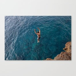 South Point Canvas Print