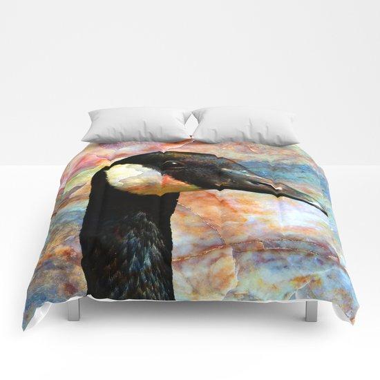 Goosed Comforters