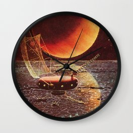 Scientific laboratory Wall Clock