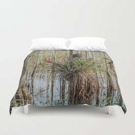 Unexpected Beauty Duvet Cover