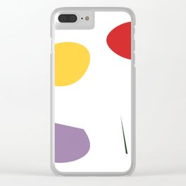 MID Clear iPhone Case