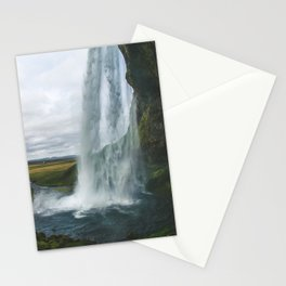 Raining Water Stationery Cards