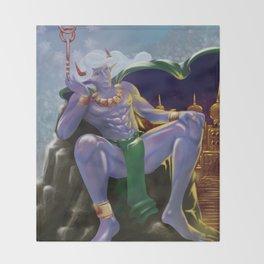 Taurus - Zodiac King Throw Blanket