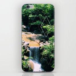 Japan: Rivers II iPhone Skin