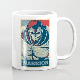 Armored Titan - Warrior Coffee Mug