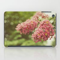 "freud iPad Cases featuring ""Flowers are restful to look at. They have neither emotions nor conflicts. "" by Libertad Leal Photography"