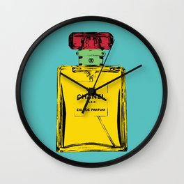 perfume 2 Wall Clock