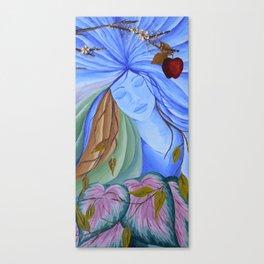 EVE (Panel 3) Canvas Print