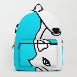 White Fox Backpack