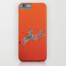 Margot's Wallpaper / The Royal Tenenbaums / Wes Anderson iPhone 6s Slim Case
