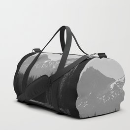 Lake Mist Duffle Bag