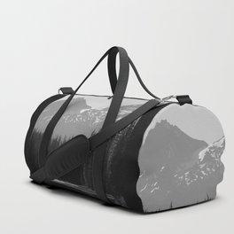 Lake Mist Duffle Bag