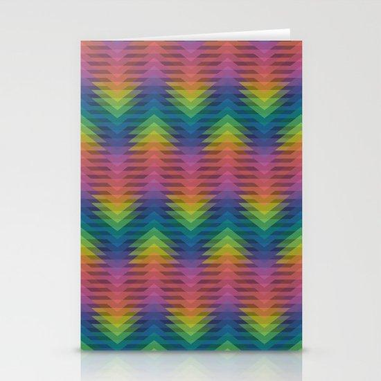 Triangular Entropy Stationery Cards