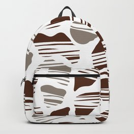 Okapi Animal Print [Native] Backpack