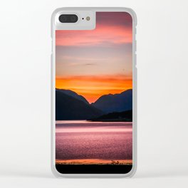 The Remains Of The Day Clear iPhone Case