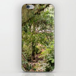 Jungle View iPhone Skin