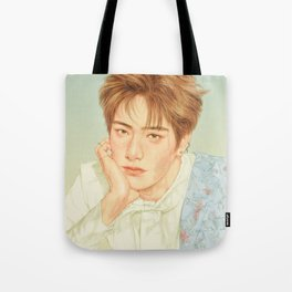 poetic beauty [jaehyun nct] Tote Bag