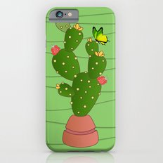 cactus  summer  iPhone 6s Slim Case
