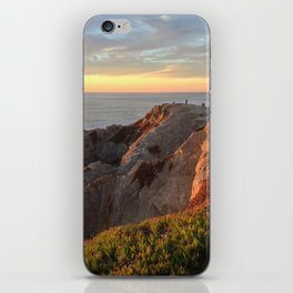 Gold Bluffs iPhone Skin