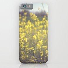 Mustard  iPhone 6s Slim Case
