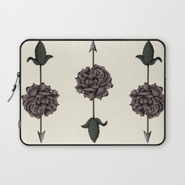 La Transcendance de la Rose Laptop Sleeve