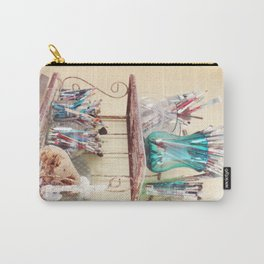 Kathy's Paintbrushes Carry-All Pouch