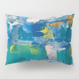 Morning bluesss Pillow Sham
