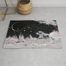 HUNGRY GHOST Rug