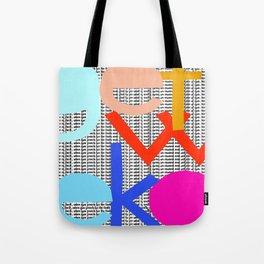 Get Woke Tote Bag